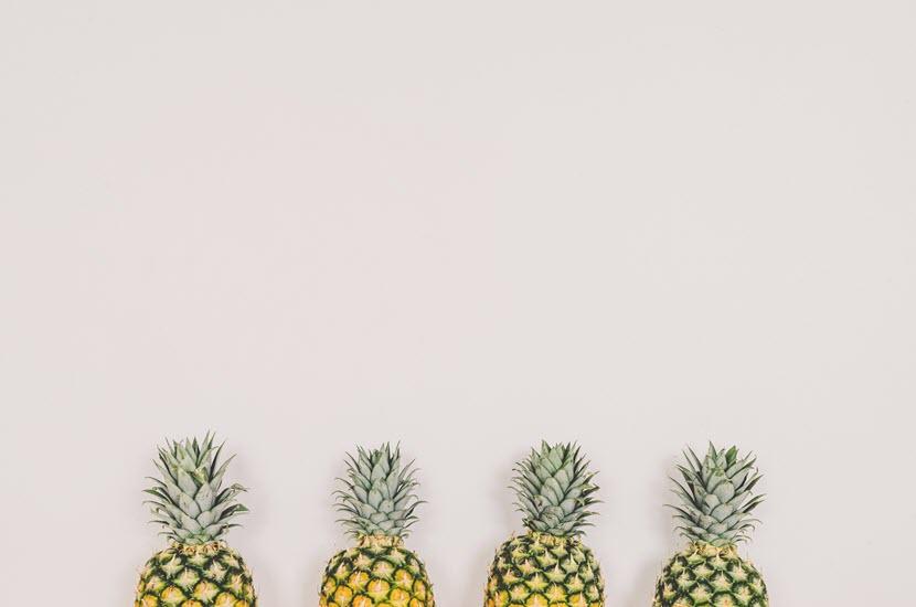 ananas dijeta