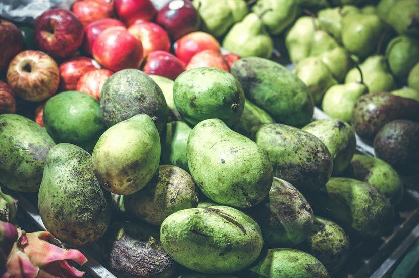 voće i povrće zdravlje