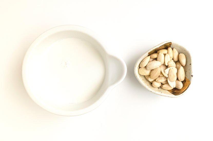 biljno mleko bez šećera